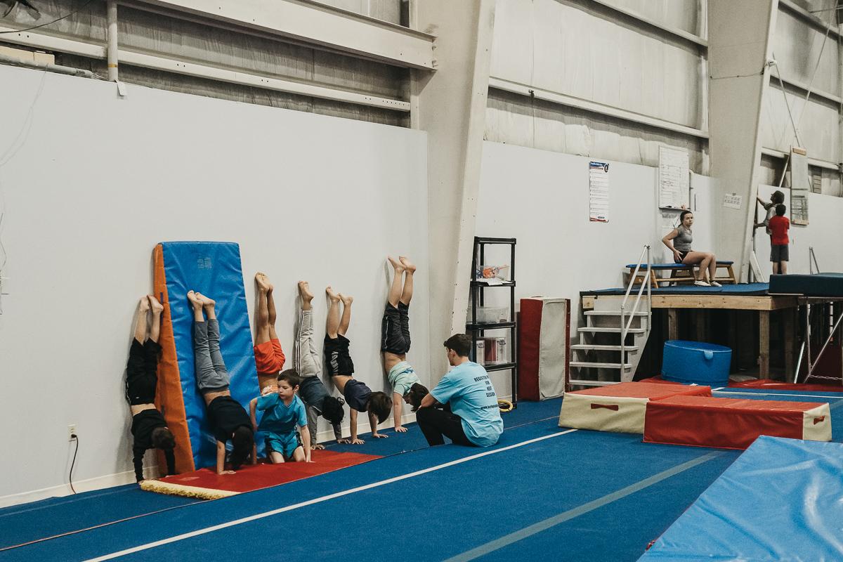 Ninja gymnastics burlington, hamilton