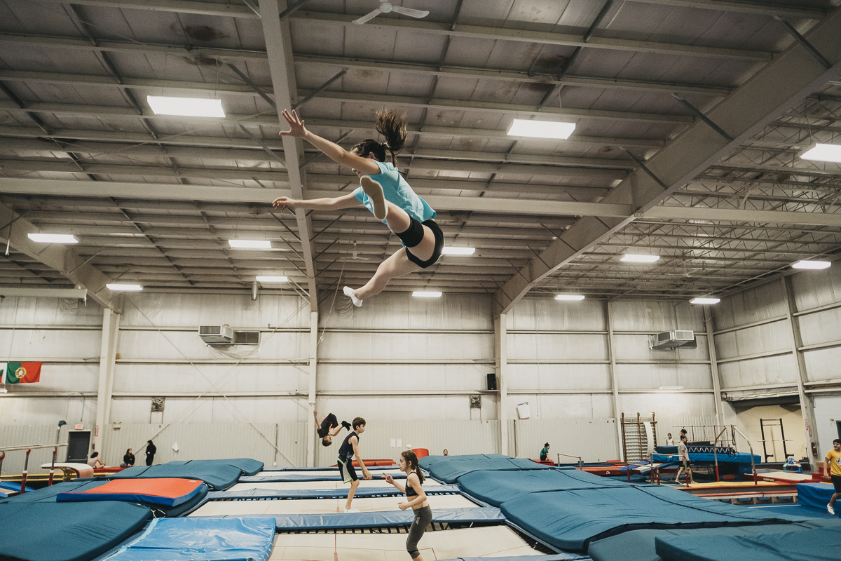 Tumbling Program in Burlington & Hamilton