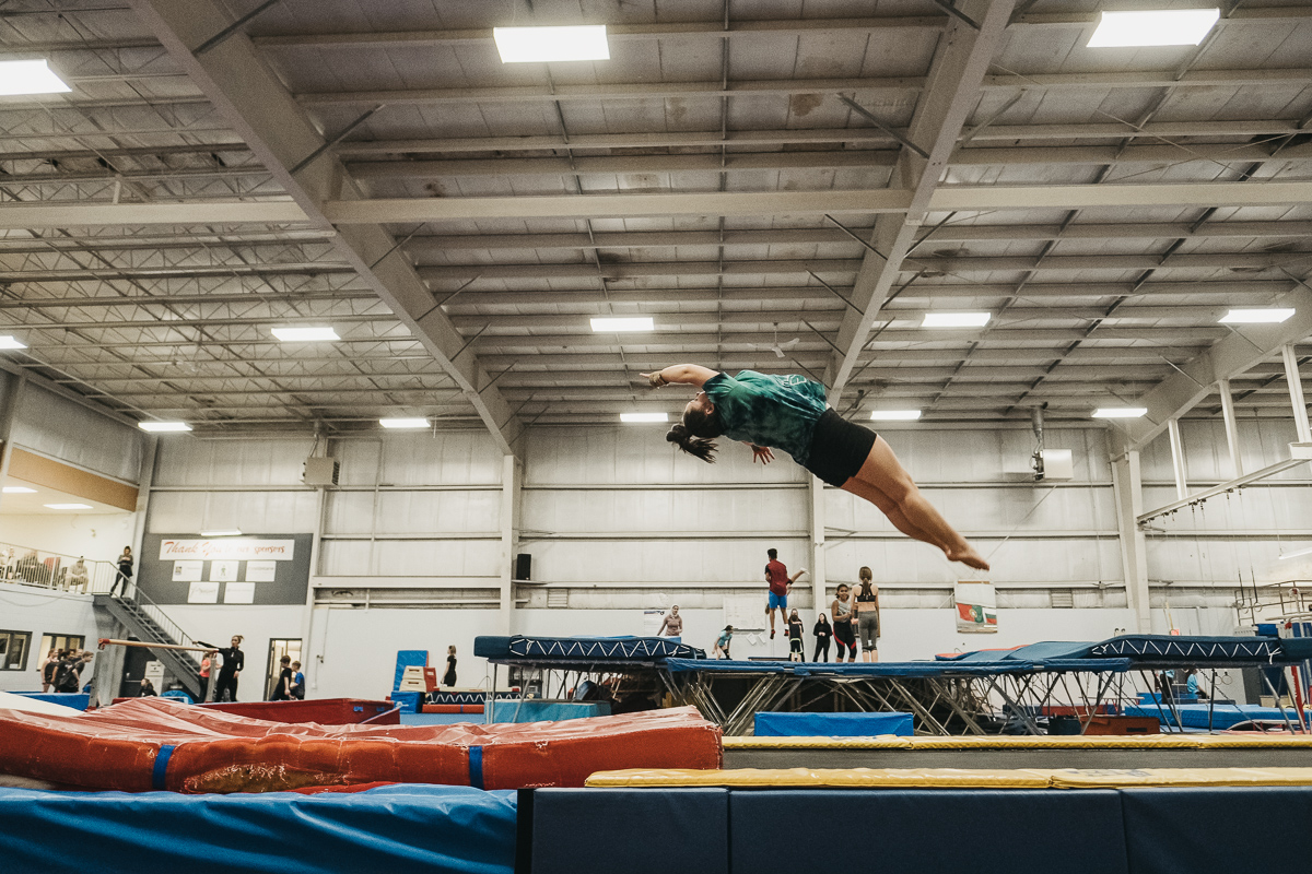 Competitive Gymnastics in Burlington & Hamilton