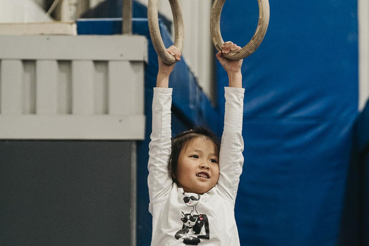 Gymnastics Competition in Burlington & Hamilton